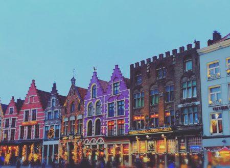 Buone feste da Bruges – Non festeggiate l'ipocrisia, per piacere.